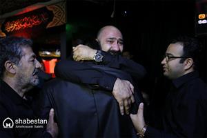 مراسم وداع با سردار شهید داییپور
