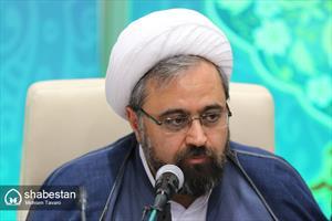 دکتر حبیب رضا ارزانی، مسئول شورای هماهنگی دهه کرامت کشور در جلسه شورای هماهنگی دهه کرامت در شیراز