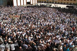پیکر پاک آیت الله محمدرضا حدائق (ره)، «شیخ العلما»ی فارس