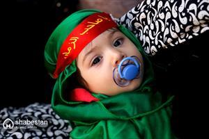 همایش شیرخوارگان حسینی در قزوین