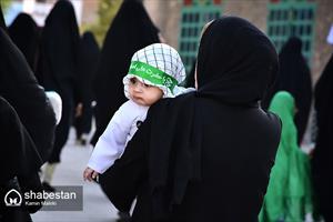 همایش شیرخوارگان حسینی در لرستان