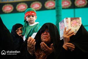 همایش شیرخوارگان در حسینیه ایران