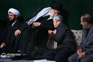 چهارمین شب عزاداری ایام محرم ۱۴۴۰ در حسینیه امام خمینی