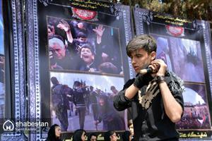 عزاداری روز عاشورا در بیرجند