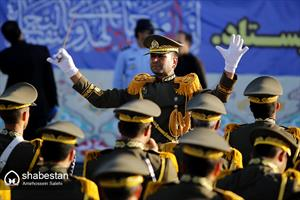 رژه ۳۱ شهریور نیروهای مسلح