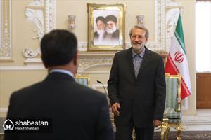 دیدار وزرای کشور جمهوری آذربایجان و ایران