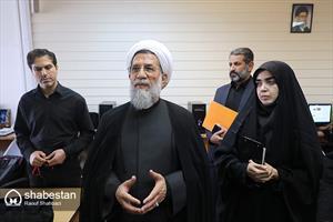 حضورحجت الاسلام محمد حسنی در خبرگزاری شبستان