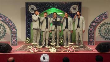 جشنواره قرآن مدهامتان در انار