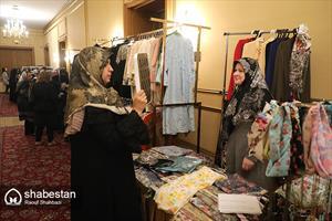 جشنواره خیریه غذا و صنایع دستی