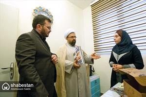دیداردبیر ستاد کانونهای مساجد با رییس دانشگاه علم و فرهنگ