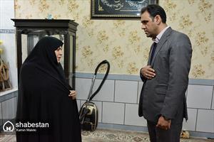 دیدار با خانوادشهید موسوی