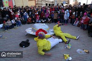 دومین روز از جشنواره تئاتر کودک و نوجوان