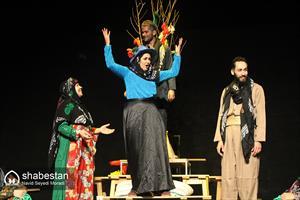 روز های پایانی  جشنوار بین المللی تئاتر  سقز و اختتامییه به   روایات تصویر