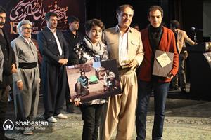 روز های پایانی  جشنوارتئاتر  سقز و اختتامییه به روایات تصویر