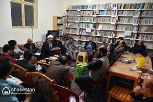 جلسه هماندیشی مدیران کانونهای فرهنگی و هنری مساجد شهرستان رشت