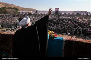 سفر رئیس جمهور به استان سمنان