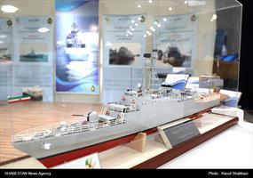 مراسم افتتاح نمایشگاه توانمندی ها و دستاوردهای دریایی ارتش