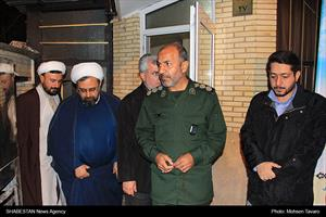 سفر دکتر ارزانی به شیراز
