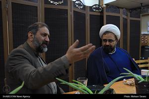 بازدید از کانون «جواد الائمه (ع) شیراز