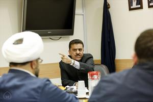 جلسه شورای ترویج کتابخوانی در مساجد