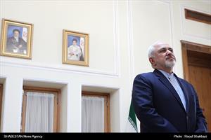 دیدار ظریف با سفیر جدید مالی