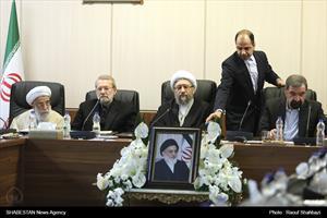 کلیپ/ اولین جلسه مجمع تشخیص مصلحت نظام به ریاست آیتالله آملی لاریجانی