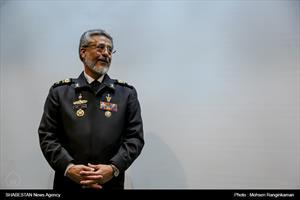 مراسم بیست و چهارمین سالگرد شهادت سرلشکر منصور ستاری