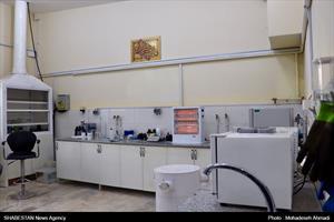 گنبد جدید امام حسین علیه السلام در کرمان