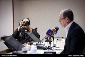 نشست خبری رئیس شورای عالی استانها