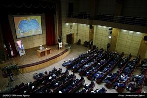 جلسه حجت الاسلام قرائتی با اصحاب رسانه و مدیران روابط عمومی دستگاه های اجرایی