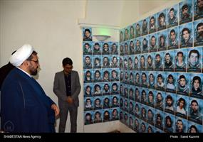 بازدید دبیر ستاد عالی کانونهای مساجد کشور از کانون فرهنگی هنری موعود(عج) فردوس