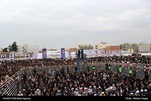 سفر رئیس جمهور به استان گلستان