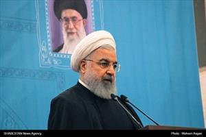 دیدار علما و روحانیون گلستانی با رئیس جمهور