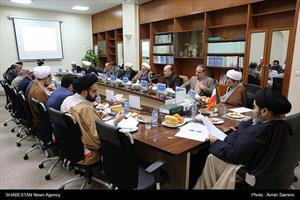 دومین اجلاس روسای دانشگاه های حوزوی کشور