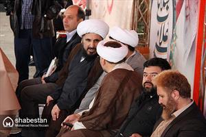 غرفه بچه های مسجد در ۲۲ بهمن