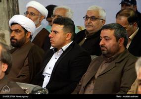 افتتاحیه نمایشگاه کتاب استان یزد