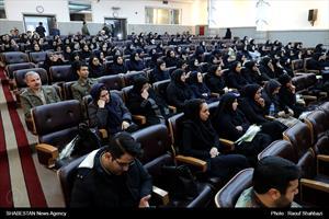 گردهمایی خواهران ارتش جمهوری اسلامی