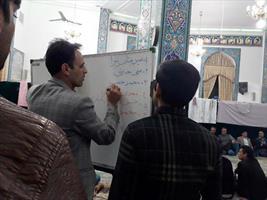 انتخابات کانون فرهنگی هنری امام زمان آران و بیدگل