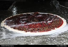 رونق قالیشویی در اراک