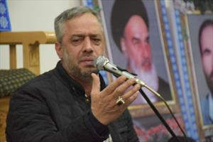 بزرگداشت شهید مدافع وطن ابوالفضل موسوی