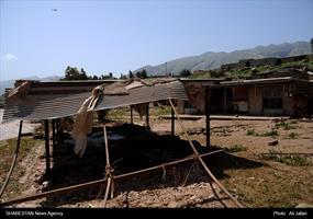 امداد رسانی به سیل زدگان ماژین درایلام