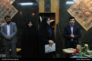 بهاره شفیعی، معاون سابق اداره کل فرهنگ و ارشاد اسلامی فارس