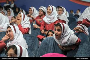 جنگ بزرگ و شاد عیدانه برای کودکان در کرمانشاه