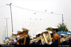 رژه روز ارتش