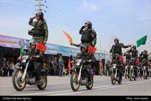 کلیپ/ مراسم رژه ارتش