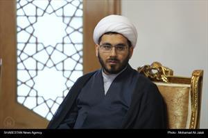 دیدار مسئولان کانونهای فرهنگی مساجد باحجت الاسلام احمدی