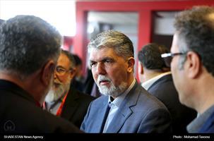 حضور وزیر ارشاد در جشنواره جهانی فیلم فجر
