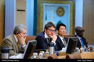 نشست گزارش بازدید دفاترسازمان ملل درمناطق سیل زده