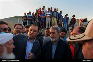 سفر وزیر کشور به خراسان شمالی
