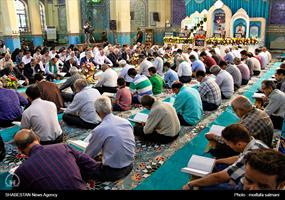 جزءخوانی قرآن کریم در یزد